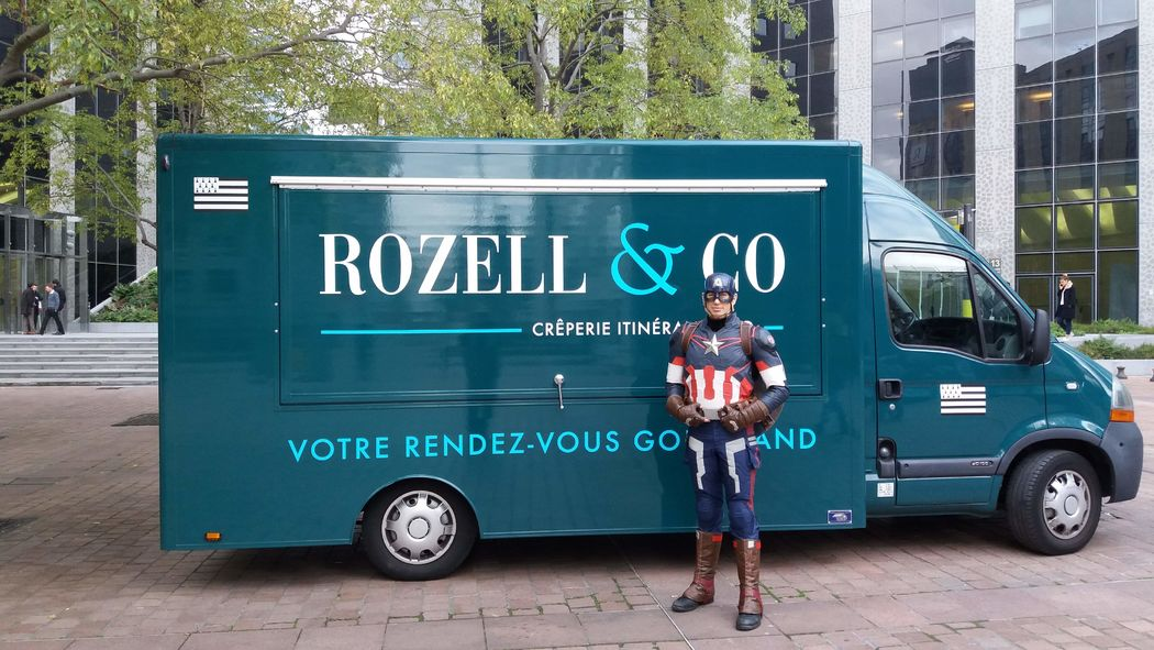 Rozell & Co  - Crêperie BIO