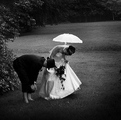 Beispiel: Genießen Sie entspannt Ihren Hochzeitstag, Foto: Berlin und Hochzeit.