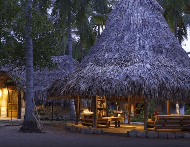 Cabaña para celebraciones pequeñas