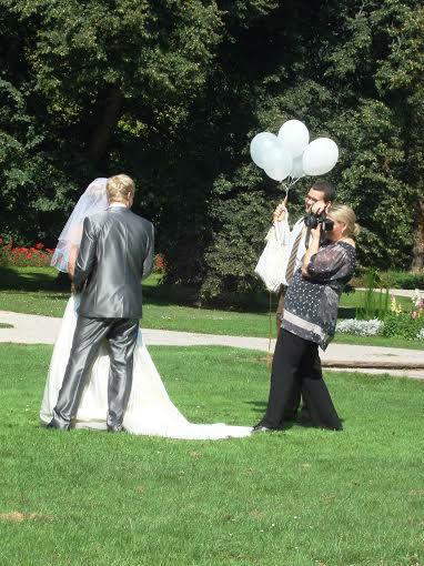 Beispiel: Hilfe bei der Suche nach dem Hochzeitsfotografen, Foto: Meine Wunschhochzeit.