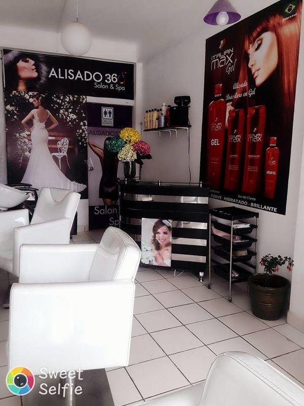 Alisados 360 Salon Spa