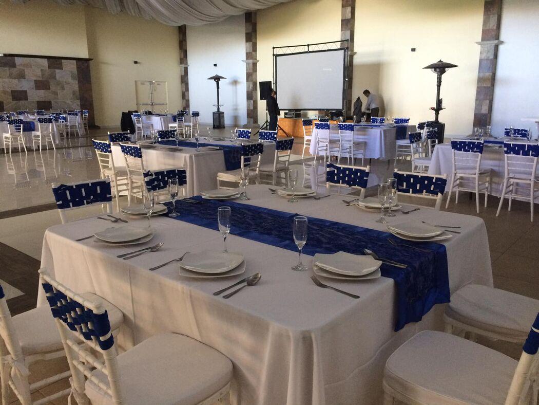 Salón y Jardín Kasino Toluca