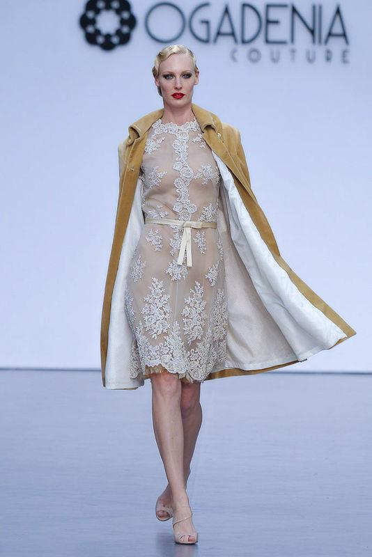 Свадебные платья Ogadenia Couture