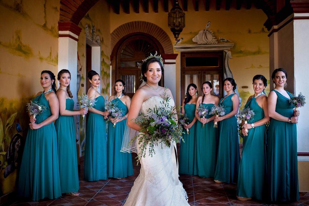 Bride maid - Puebla