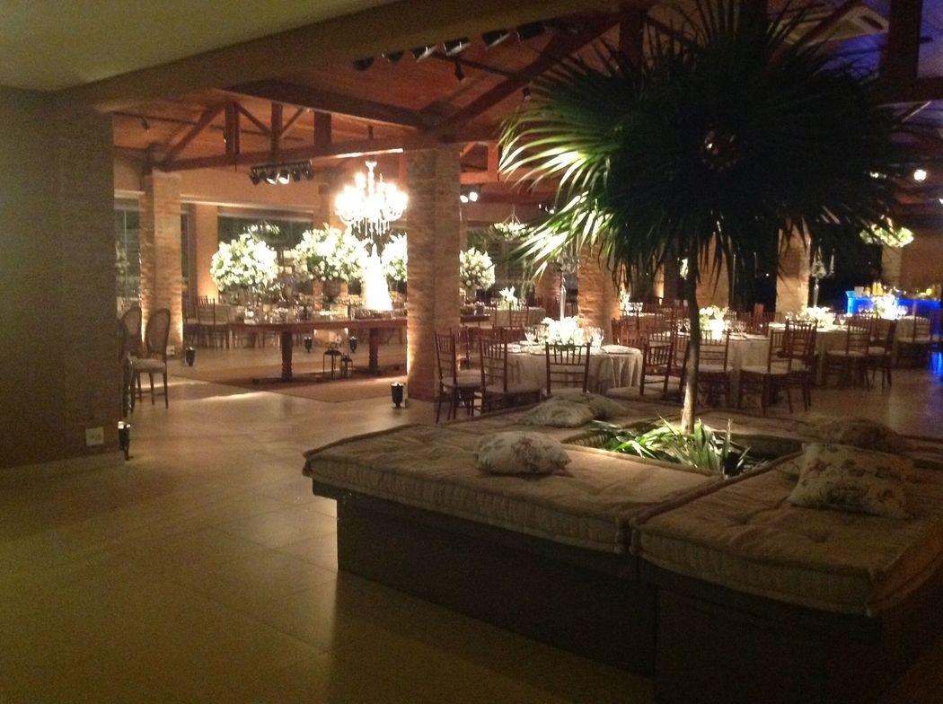 Lounge recepção