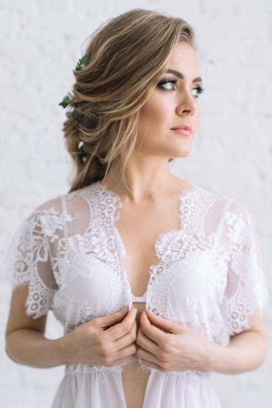 Будуарное платье  Оливия