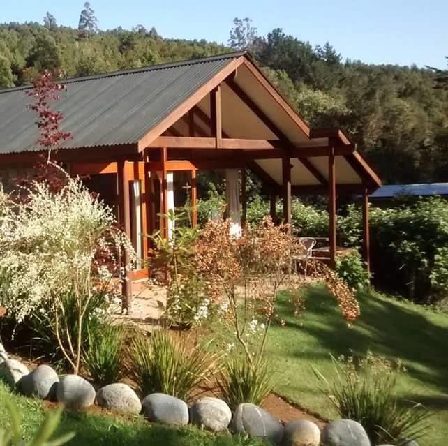 Lodge y cabañas los Cisnes