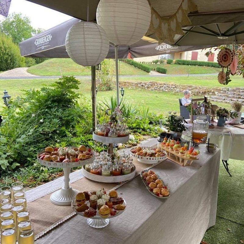 Domaine de la Roseraie - La Récré Gourmande