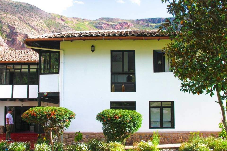 The Sacred Valley Lodge