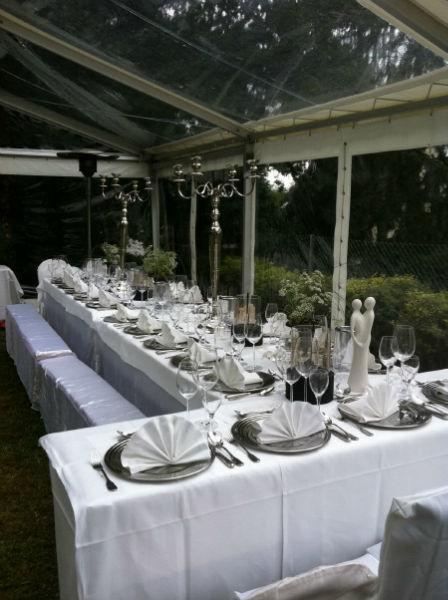 Beispiel: Professioneller Veranstaltungsservice, Foto: Adel.es Catering.