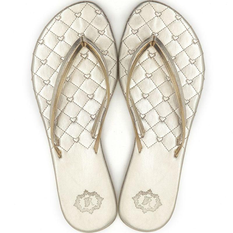 Wedding Shoes - Rasteirinhas Personalizadas