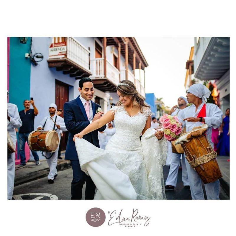 Edna Ramos Wedding Planner - Erkom Bodas