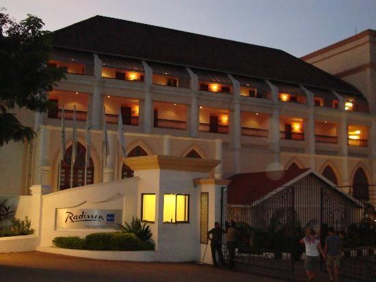 Radisson Blu Cavelossim Beach, Goa
