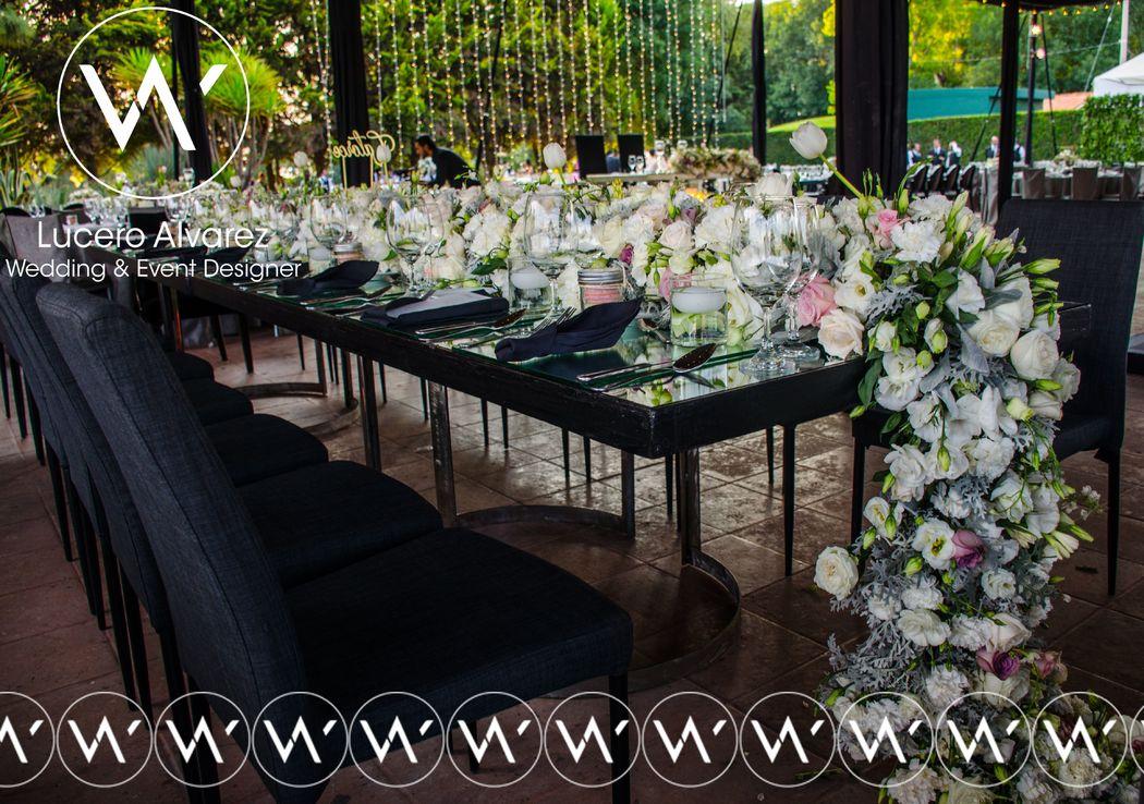 Lucer Alvarez Wedding & Event Designer