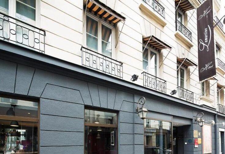 Hôtel Villa la Parisienne***