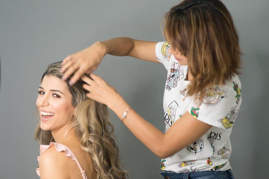 Jhakeline Hurtado Make Up