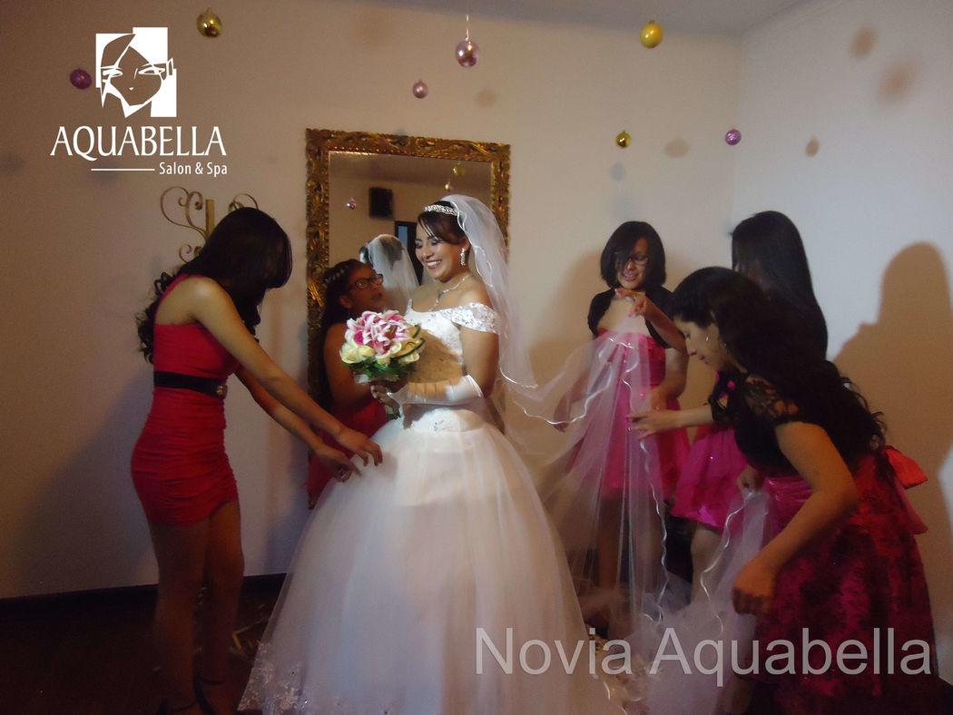 Aquabella Salón