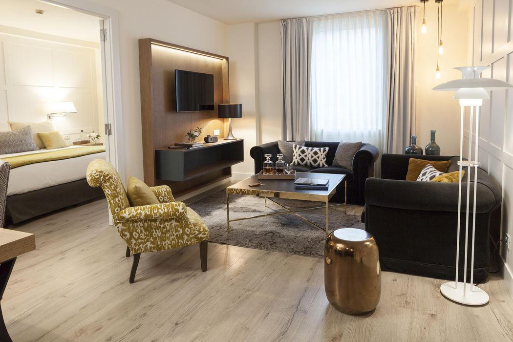 Gallery Hotel Habitación Suite