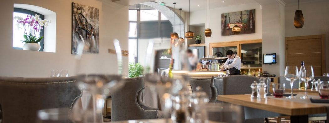 Restaurant Le Mas des Arômes