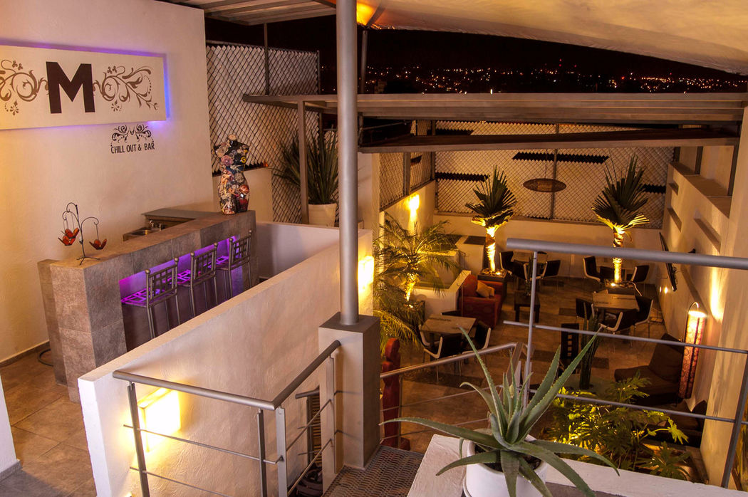 M Hoteles Concepto Morelia