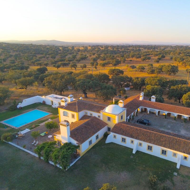 Rosa Estates:  The Farmhouse & Stables