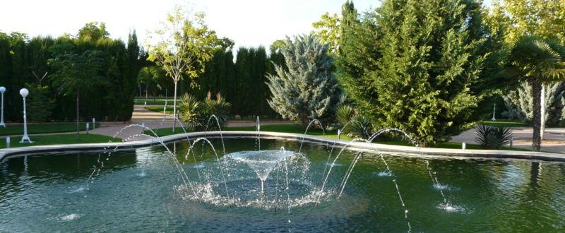 Jardín de Las Adelfas