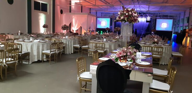 Shelton Hall Eventos