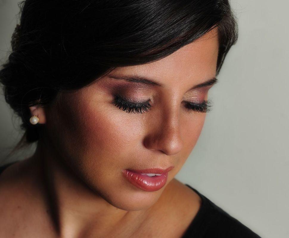 Diana Oré Make Up Artist