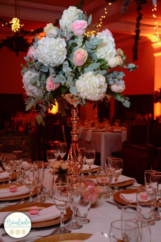 Azulado Decoración de Matrimonios & Eventos