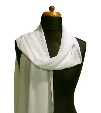 Beispiel: Schal, Foto: Orangejus Couture.