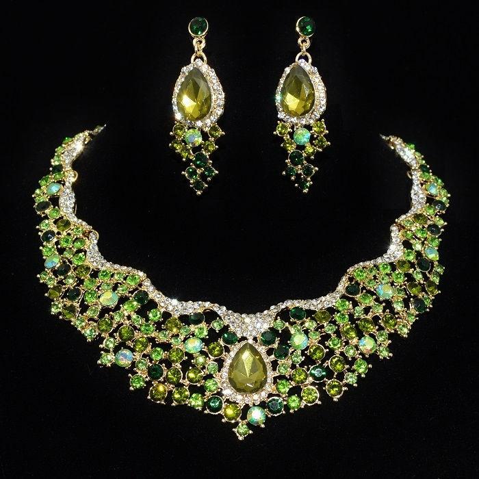 Parure de bijoux Volupté - Bijoux de Mariage