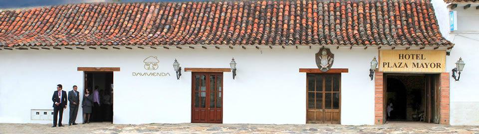 Hotel Plaza Mayor de Villa de Leyva