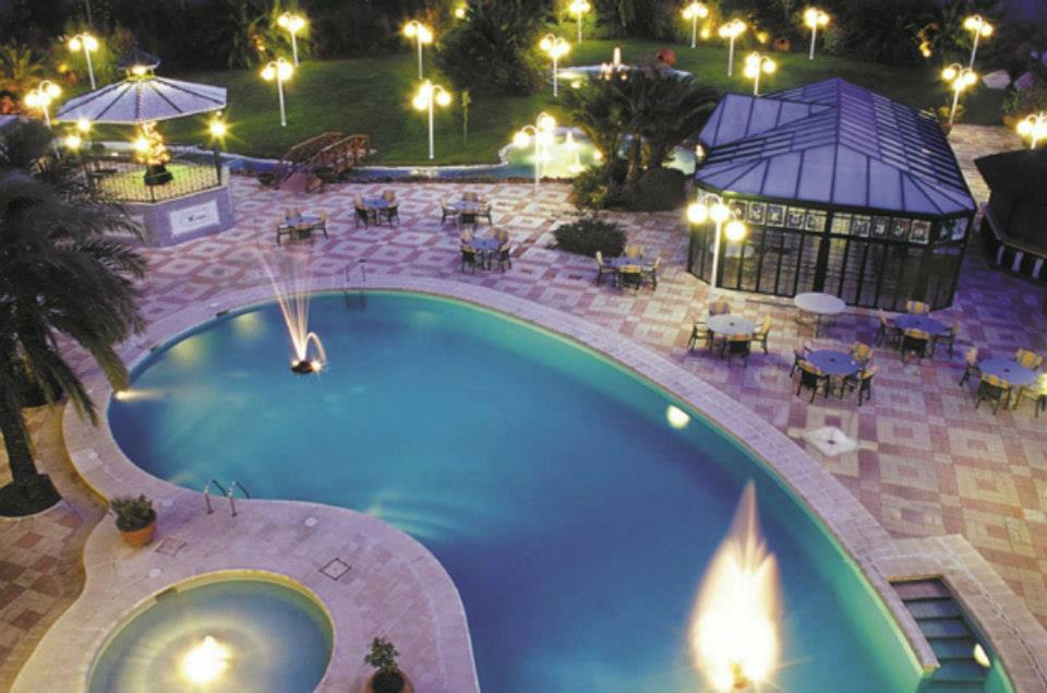 Hotel Ilunión Las Lomas Mérida