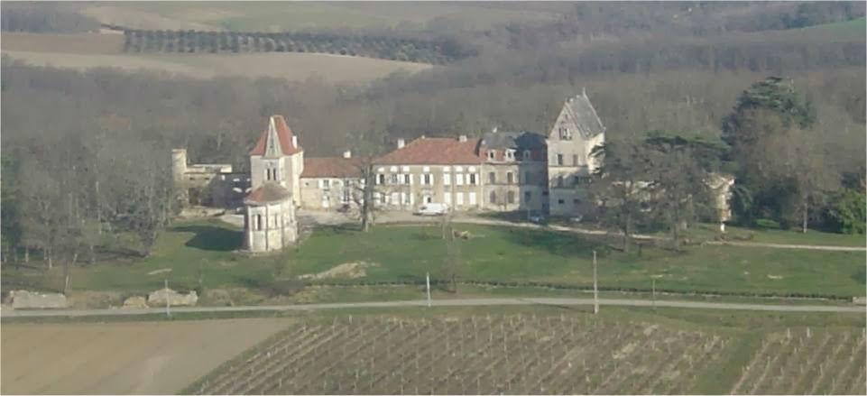 Château de Saint Loup en Albret