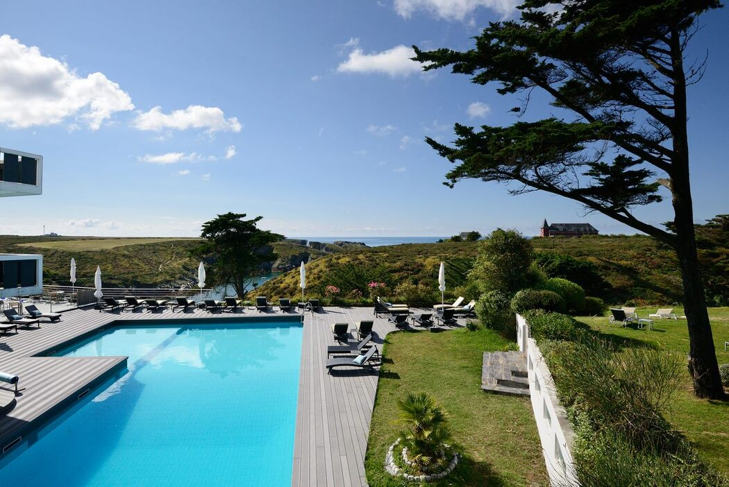 Hôtel Castel Clara Thalasso & Spa****