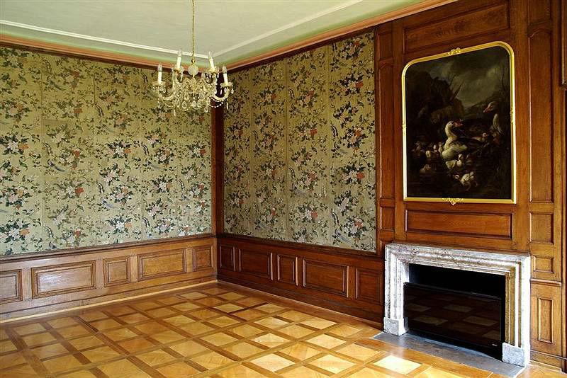 Beispiel: Fürstinnenzimmer, Foto: Schloss Langenselbold.