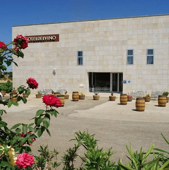 Hotel del vino