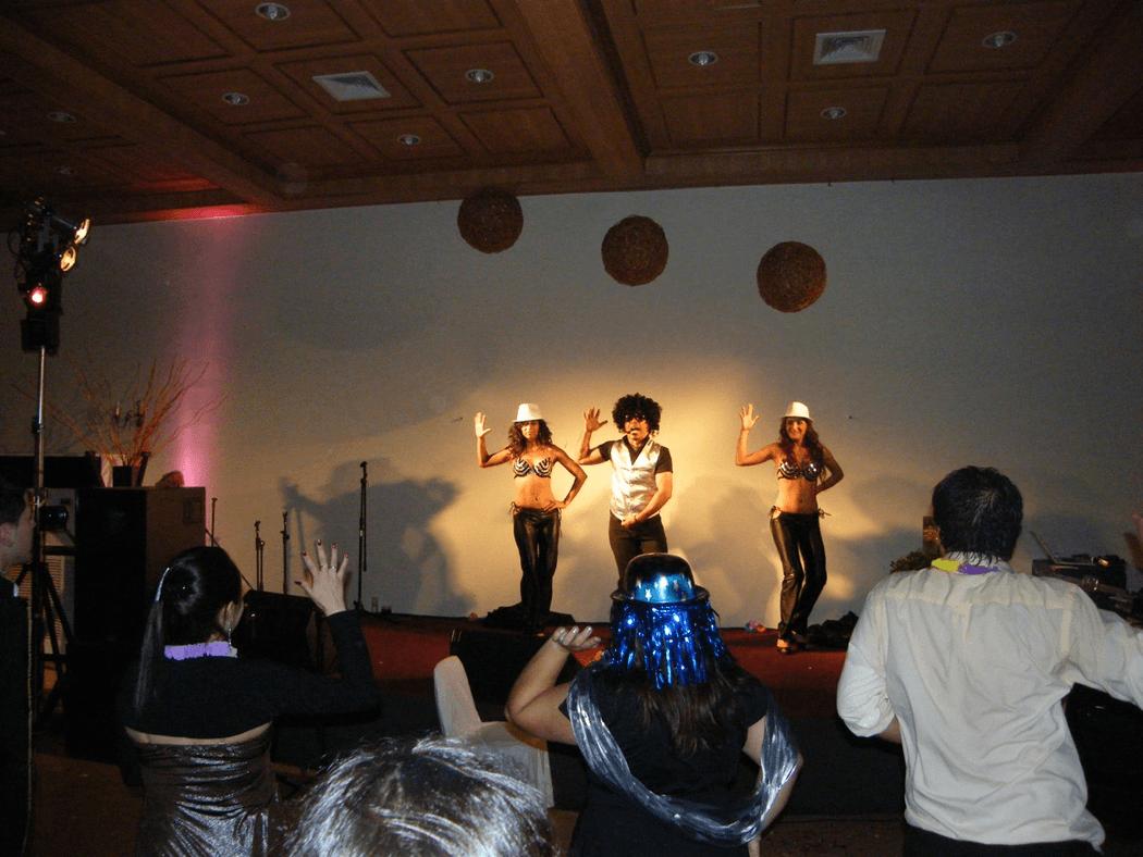 Show Negro Kaco
