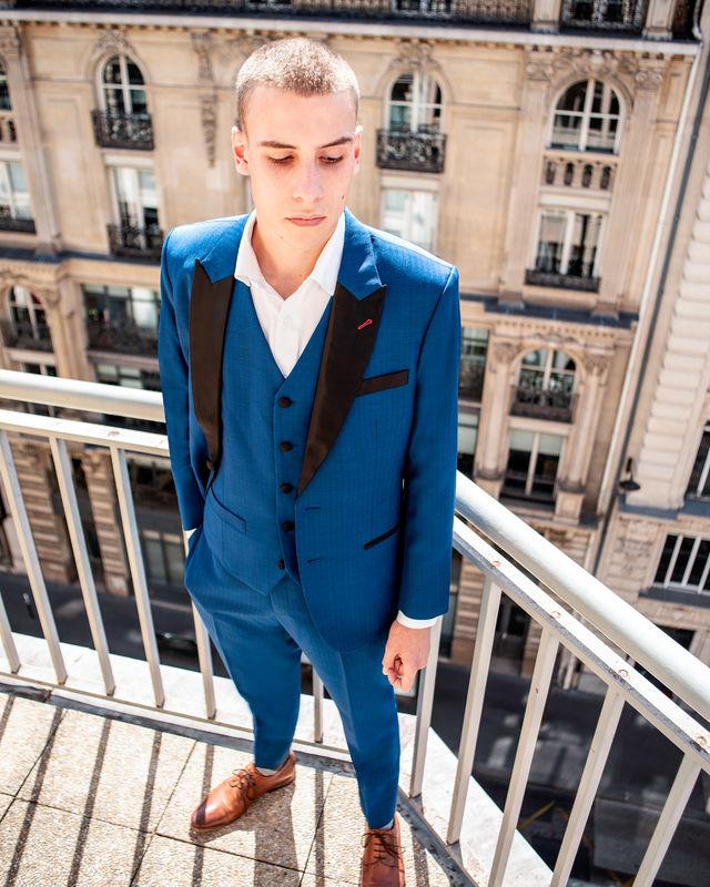Mendo Suits Paris