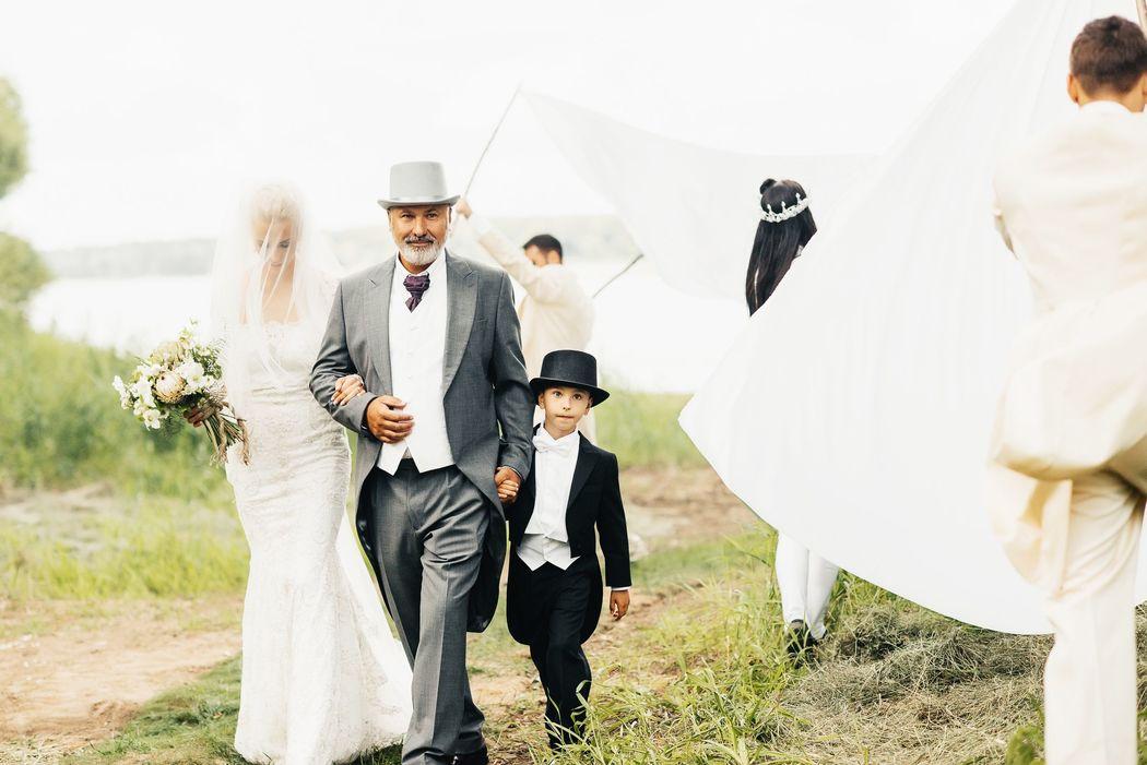 Свадебные фотографы Женя Гартон и Кира Невская