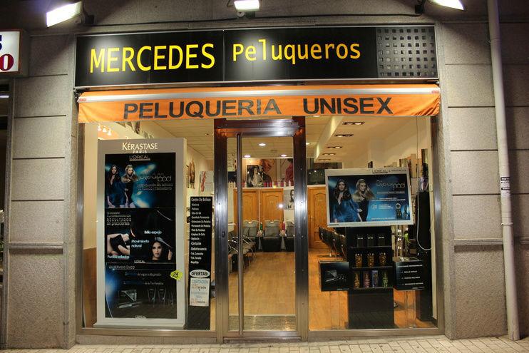 Mercedes Peluqueros