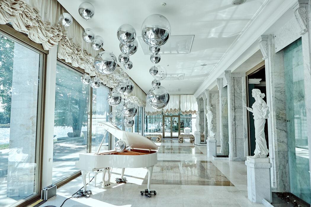 Студия дизайнерских воздушных шаров Толстый Ангел