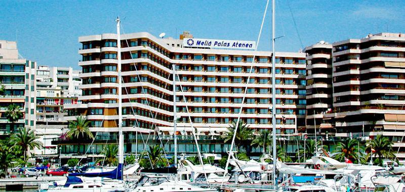 Hotel Meliá Palas Atenea