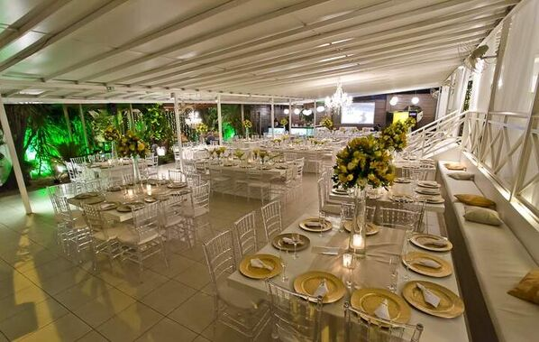 Palladium Festas e Eventos - um espaço Bluemoon