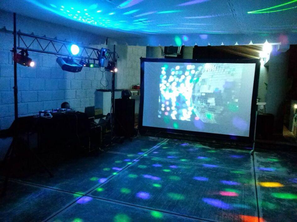 Skylab audio e iluminación