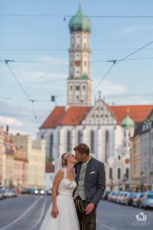 Hochzeitsfotos - Augsburg Stadt & Land