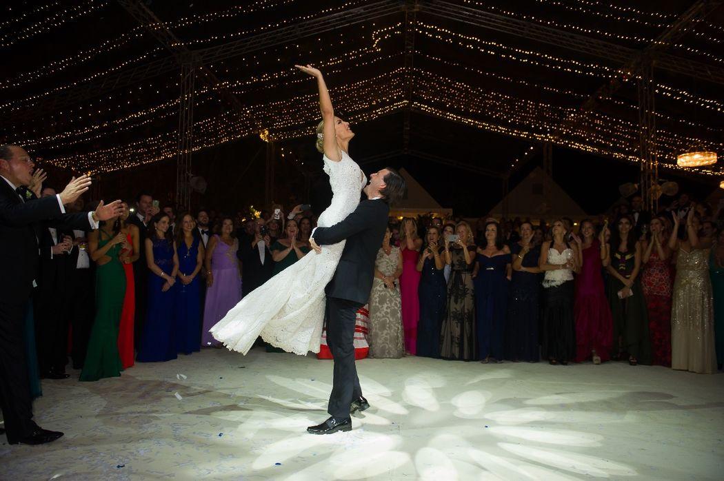 Bailes de salón, Alfonso Perez