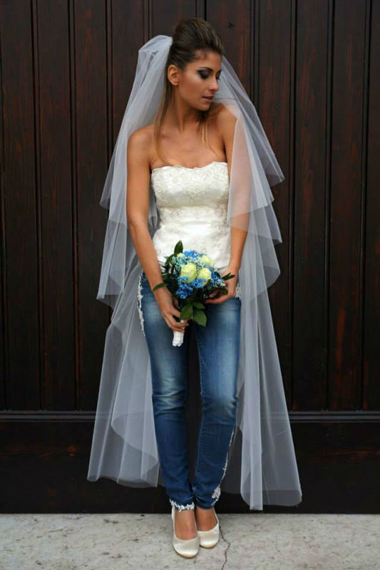 Follemente Sposa - Unconventional bride