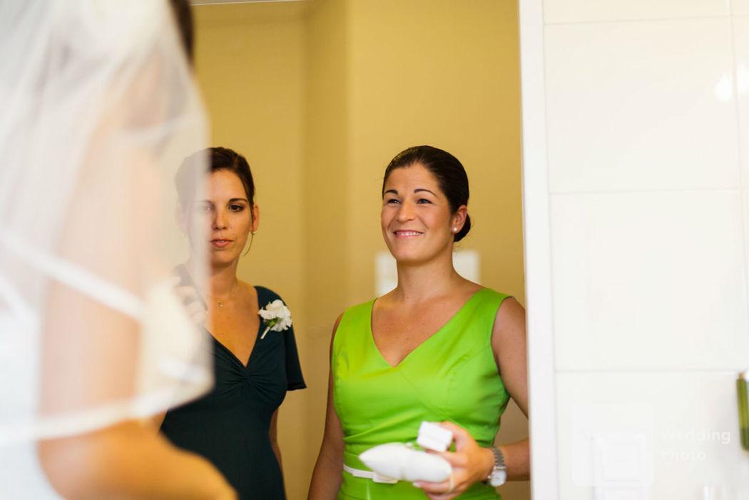 Beispiel: Hochzeitsvorbereitungen, Foto: Perfekte Hochzeit.