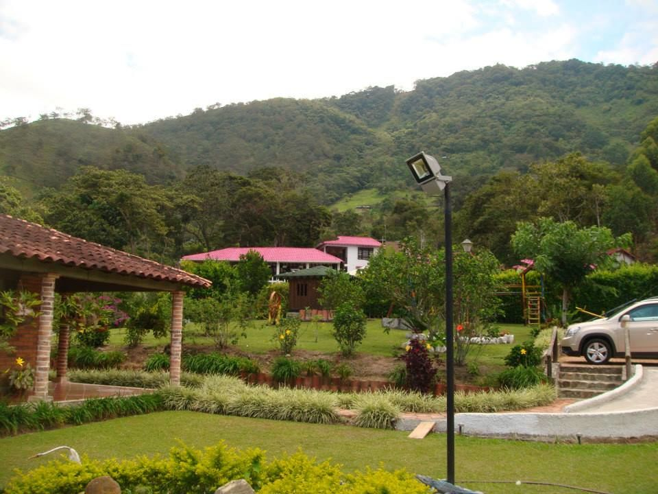 Cabaña Chinacota Villa Porritas